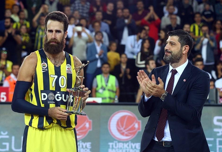 Maçın MVP'si Lugi Datome