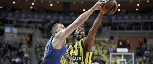THY Euroleague'de Fenerbahçe Doğuş 19. galibiyetini aldı