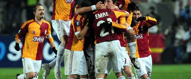 Son gülen Galatasaray: 4-3