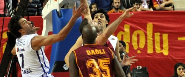 Son yarı finalist Galatasaray