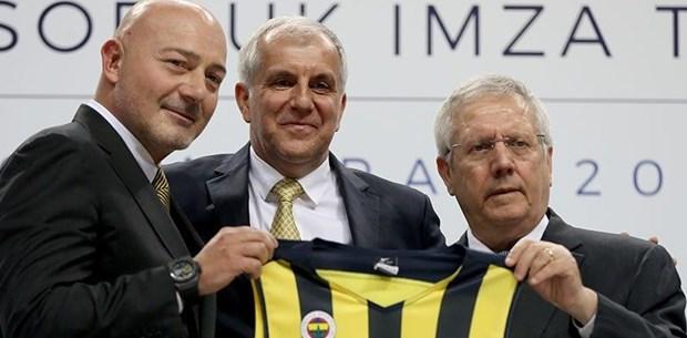 Fenerbahçe Doğuş'un zafer yolculuğu