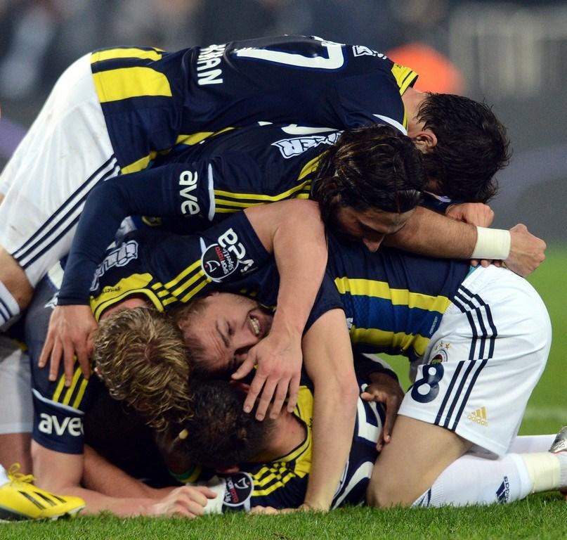 Fenerbahçe:3 Kasımpaşa:1