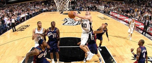 Spurs ile Thunder işleri tersine çevirdi