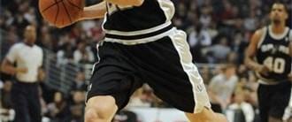 Spurs'te Ginobili şoku