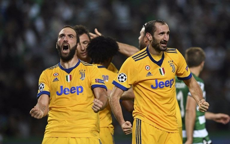 Juventus - Tottenham