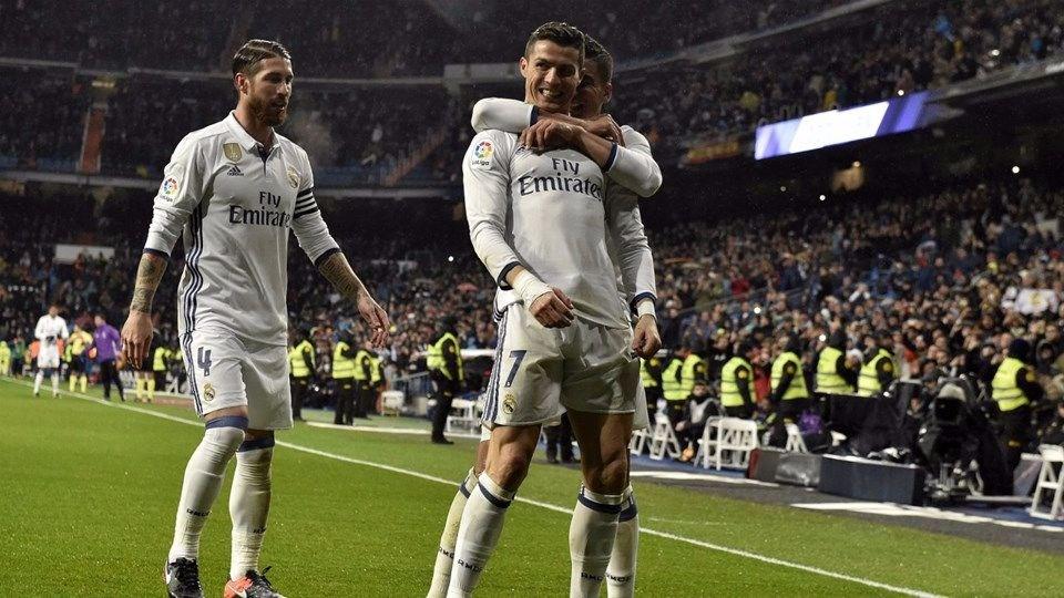 Real Madrid - Paris Saint-Germain