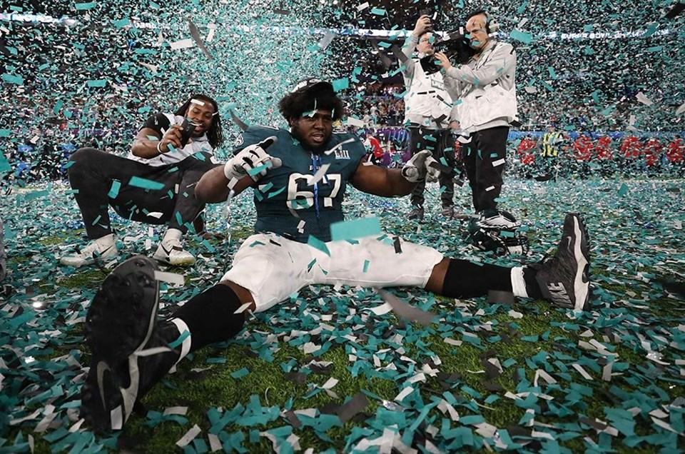 Super Bowl 2018, Philadelphia Eagles