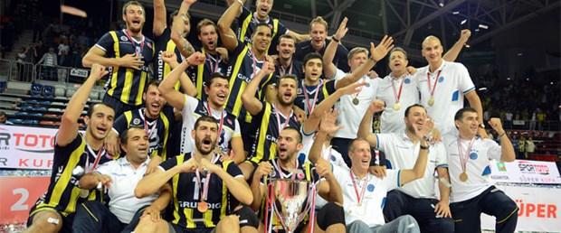 Süper Kupa Fenerbahçe Grundig'in