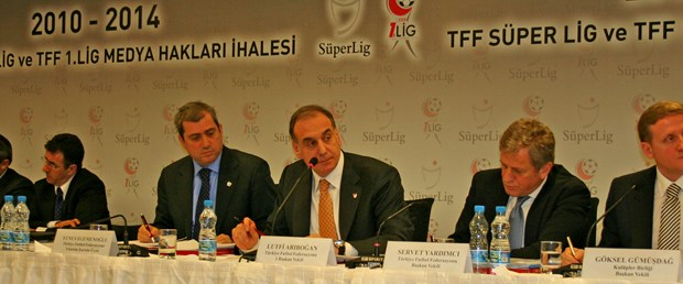 Süper Lig için 321 milyon dolar