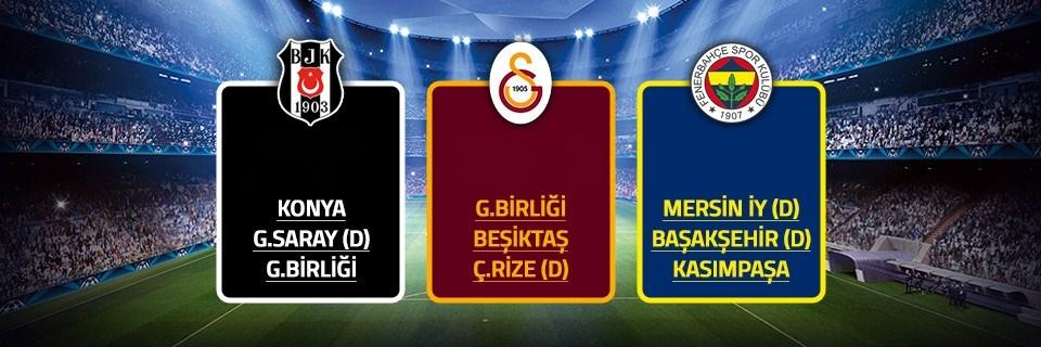 Bir maçı eksik olan Beşiktaş bu akşam 19.45'de Akhisar deplasmanına çıkacak.