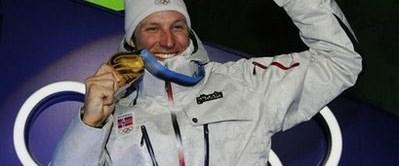 Süper slalomda da altın Norveç'in
