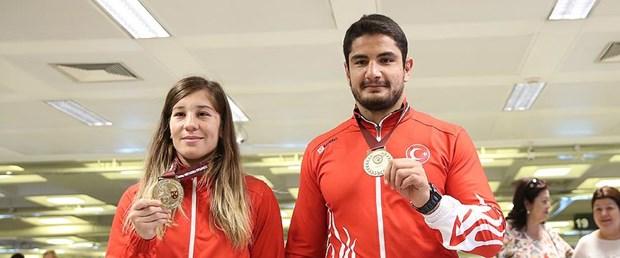 Yasemin Adar üst üste 3. kez Avrupa Şampiyonu oldu