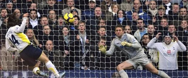 Tottenham zorlanmadı
