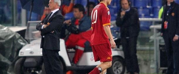 Totti: Hatalıyım