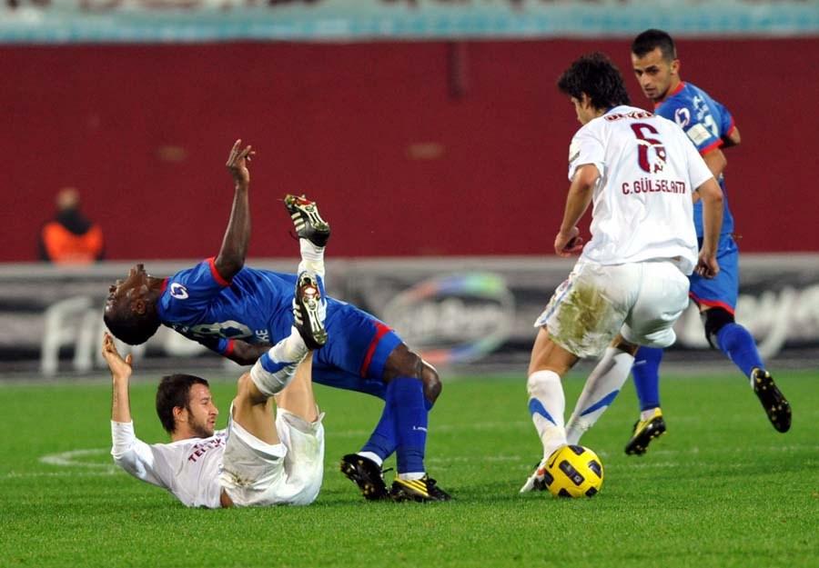 Trabzon sonradan açıldı!