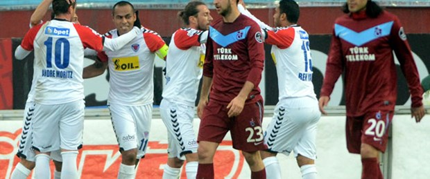 Trabzon'da Akdeniz havası