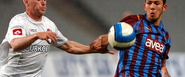 Trabzon'da son maç