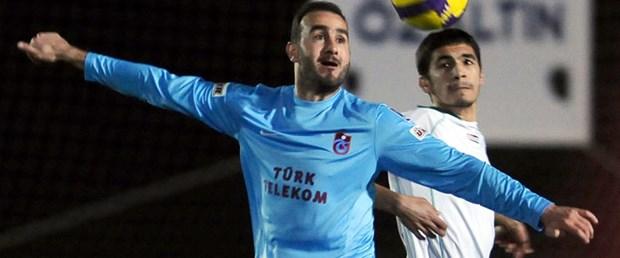 Trabzon'dan gollü prova: 3-0