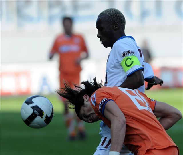 Trabzonspor: 0 - İstanbul BB: 0
