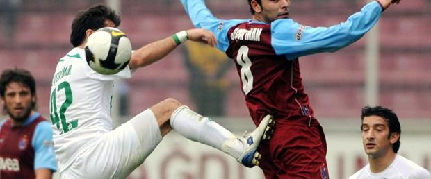 Trabzonspor evinde vuruldu: 0-1