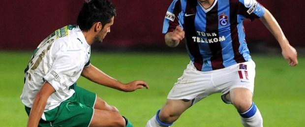 Trabzonspor galibiyeti unuttu: 1-1