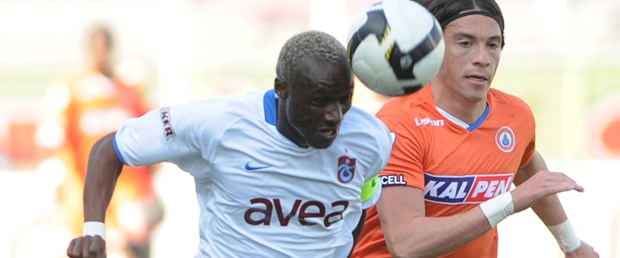 Trabzonspor geriliyor: 0-0