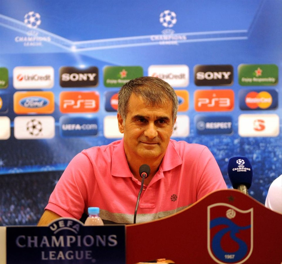 Trabzonspor Lille'e hazır