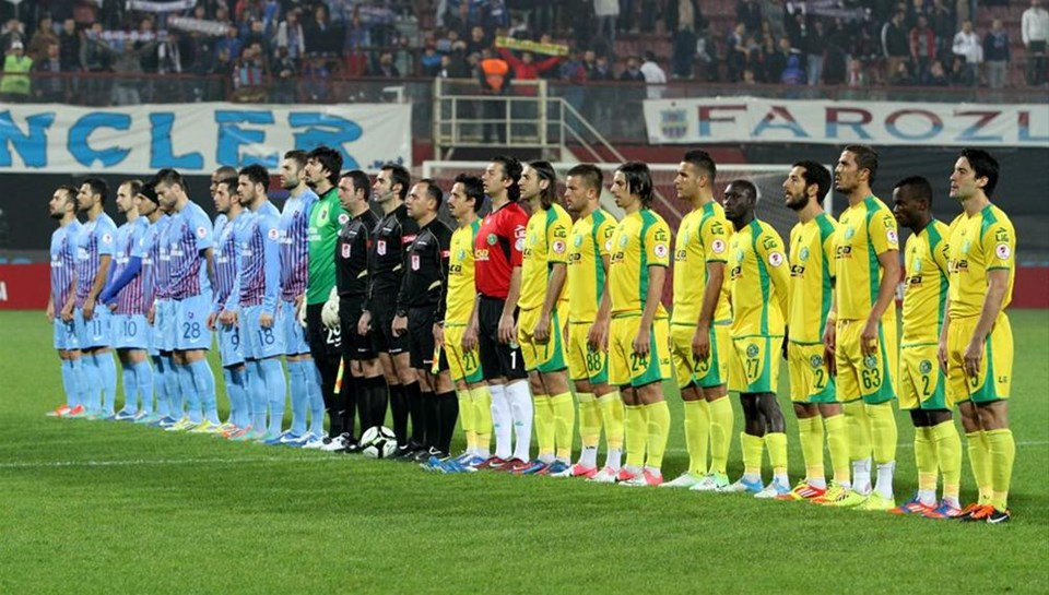 Trabzonspor- Şanlıurfaspor