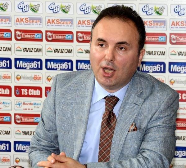 TrabzonsporHukuk Kurulu Avukatı Nusret Yılmaz