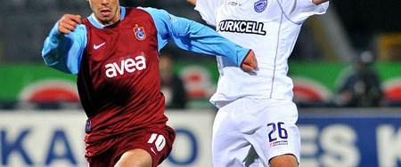 Trabzonspor'a 3 puan morali: 1-4
