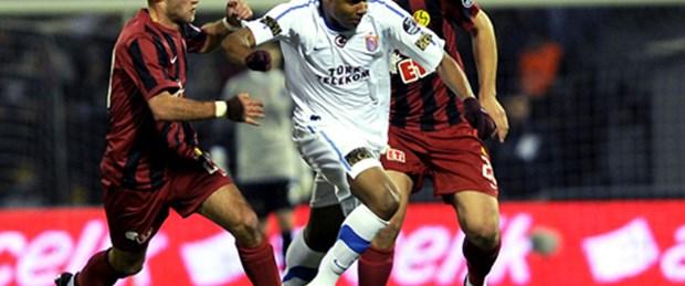 Trabzonspor'a Es-Es çalımı