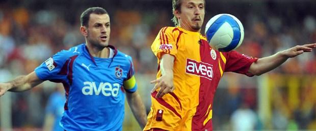 Trabzonspor'la G.Saray'ın 104. randevusu