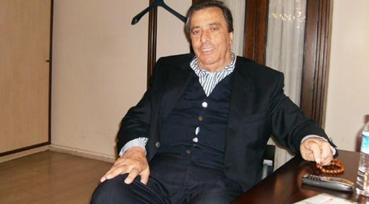 Eski Trabzonspor Asbaşkanı Kenan İskender