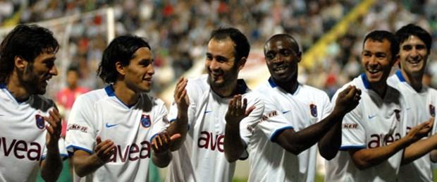 Trabzonspor'un zirve ambargosu