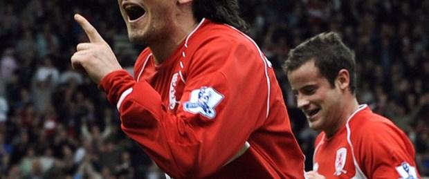 Tuncay Stoke City'de
