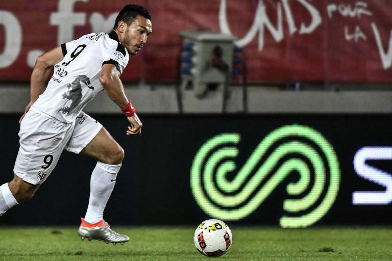 Mevlüt Erdinç'ten bir gol daha