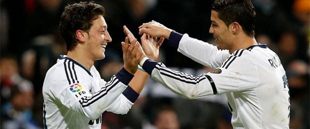 'Türk gecesi'nde kazanan Real Madrid