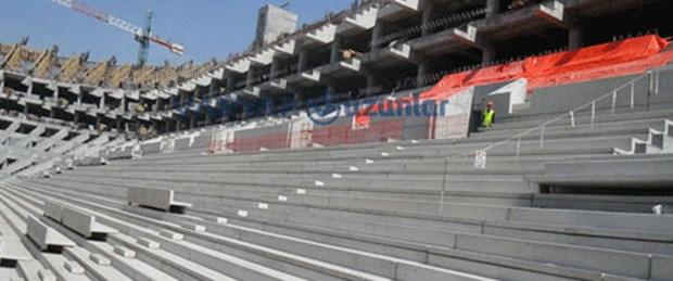 Türk Telekom Arena'ya büyük ilgi