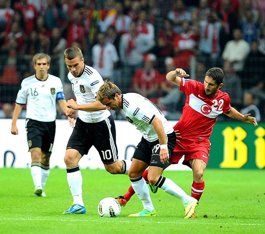 Türkiye-Almanya