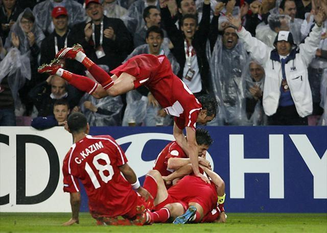 Türkiye çeyrek finalde