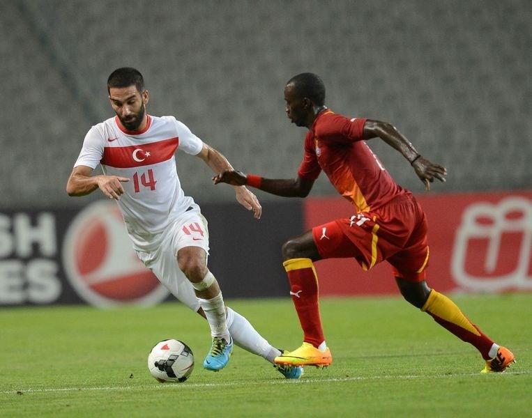 Türkiye - Gana