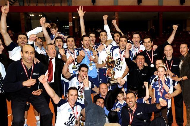 Türkiye Kupası Arkas Spor'un