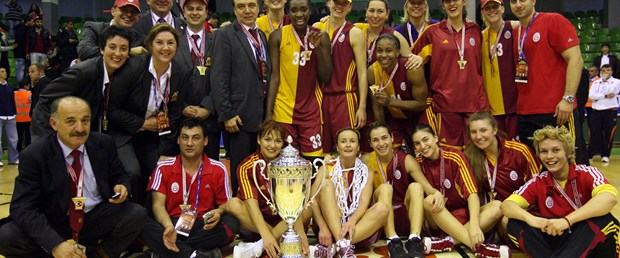 Türkiye Kupası Galatasaray'ın