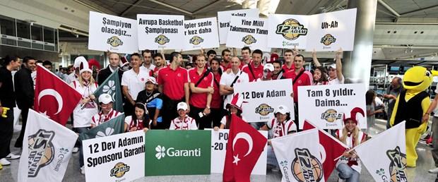 Türkiye-Litvanya ilk yarı: 39-39