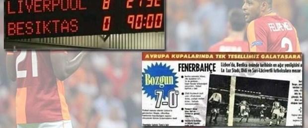 Tweet attı, Beşiktaş'tan gönderildi