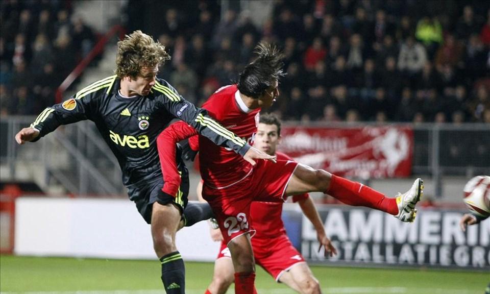 Twente: 0 - Fenerbahçe: 1