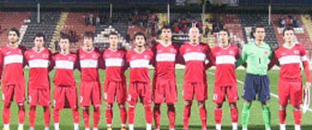 U-18'in İsrail maçı iptal oldu