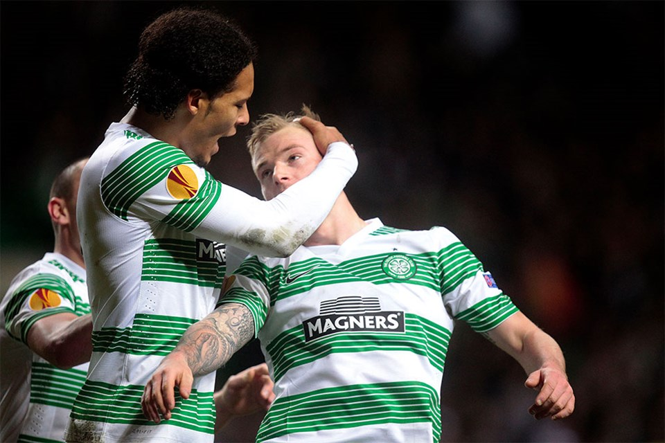 Celtic-Inter: 3-3