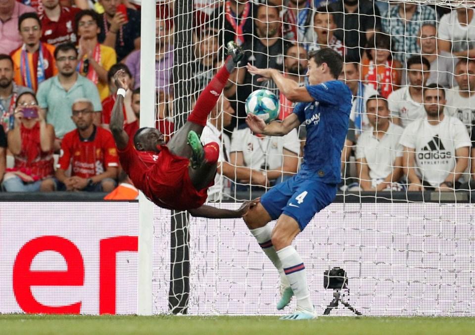 UEFA Süper Kupası Liverpool'un ile ilgili görsel sonucu