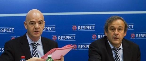 UEFA: Yeterli delil vardı